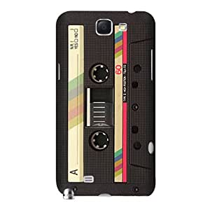 Cocaine Cassette Samsung Galaxy Note 2 Case
