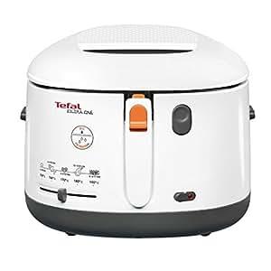 Tefal Filtra One Deep Fryer, 1.2Kg, White, FF162140