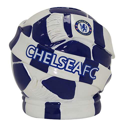 FOCO Chelsea FC Spardose mit Schal WH -