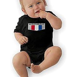Markita Coley Body Baby,Body Camaro Performance Car Organic Baby Tout-Petit Vêtements pour bébé 2T