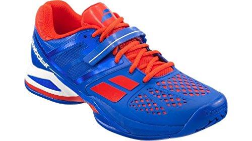 Babolat uomo Propulse tutte le scarpe da Tennis, colore: blu/rosso Blu - Blu/Rosso