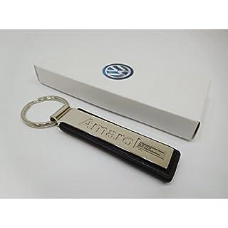 VW Metall Schlüsselanhänger Amarok Key Ring Volkswagen Kollektion