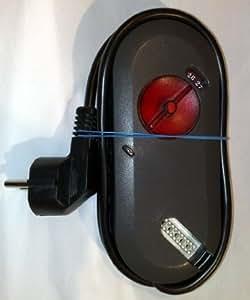 Chauffage pour lit à eau régulateur calesco type eS - 90–sans mat -