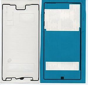Sony Xperia Z5 E6603 E6653 Kleber, Klebefolie Adhesive für Display und Rückseite / Akkudeckel - imponic®