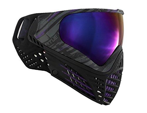 Paintball Maske Virtue VIO Contour Thermal - Graphic Amethyst (Thermal Maske Brille Paintball)
