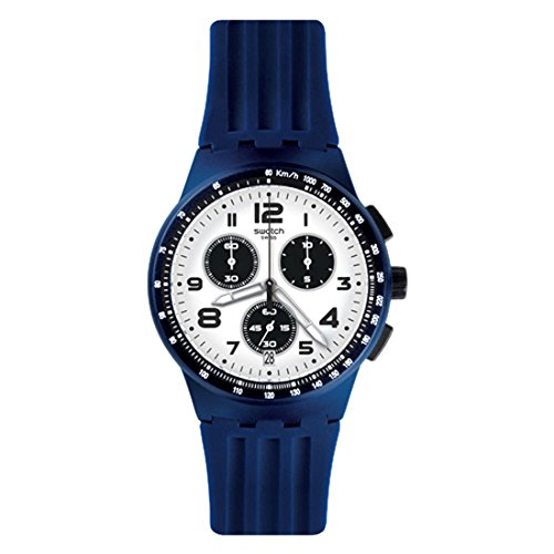 Swatch Orologio al Quarzo Unisex Travel Choc 42 mm