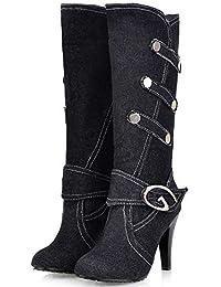 Complementos Amazon Para Y es Zapatos Botas Mujer 4qAOrwqUY 092410945cc