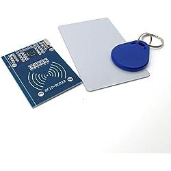 AptoFun RC522 Module de Lecteur de Carte RFID pour Arduino, Raspberry Pi