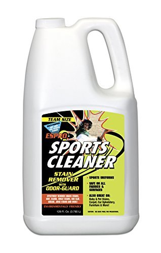 espro-sports-cleaner-stain-remover-with-odor-guard-gallon-item-128-oz-by-espro