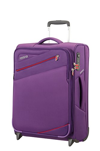 american-tourister-pikes-peak-2-roues-55-20-extensible-bagage-cabine-55-cm-465-l-moonrise-violet