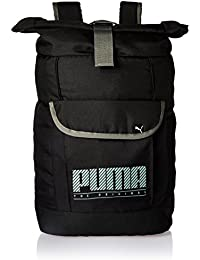 1376729819 Puma 22 Ltrs Rosso Corsa Puma Black Laptop Backpack (7477601) Best ...