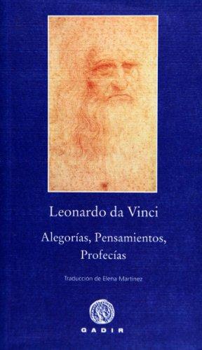 Alegorías, pensamientos, profecías (Pequeña Biblioteca Gadir)