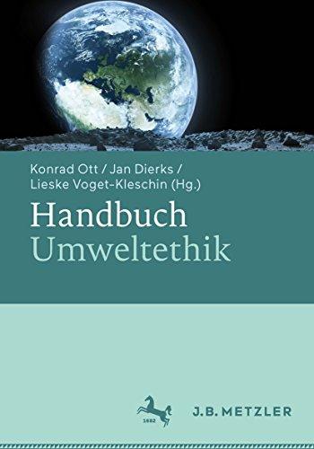 Handbuch Umweltethik