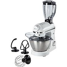 Robot de cocina Serie 3 de AEG, incluyeaccesorio de batidora Weiß