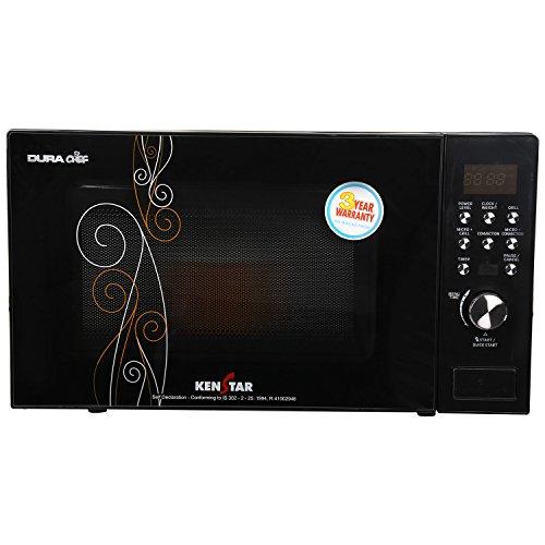 Kenstar 20 L Convection Microwave Oven (kj20cbg101, Black)