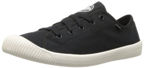 Palladium - Flex Lace, Sneakers da donna Nero (BLACK/MRSHMLLW 030)