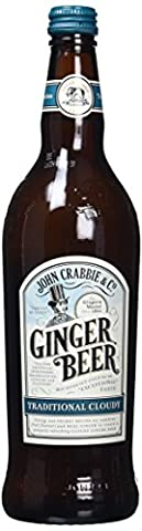 John Crabbies Ginger Beer, 70 cl, Pack of 6