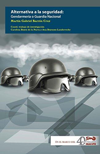 Alternativa a la seguridad: Gendarmería o Guardia Nacional