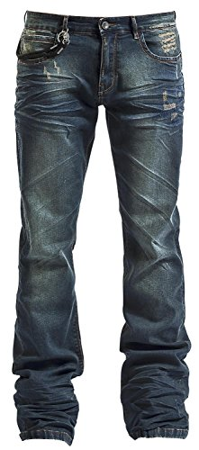 Black Premium by EMP Johnny (Boot-Cut) Jeans blu W30L34