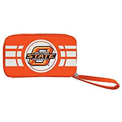 NCAA Oklahoma State Cowboys Ripple Zip Wallet