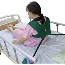 Cinturón seguridad personas mayores Cinturón sujeción para pacientes Cuidado cama paciente Banda sujeción con correa cama