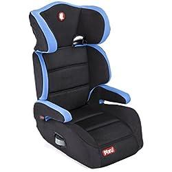 Piku 6227, Silla de coche grupo 2/3, azul/negro contramarcha