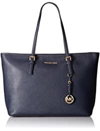 Michael Kors Damen Jet Set Travel Tornistertasche, 12.7 x 29.2 x 43.2 cm