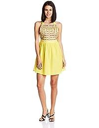 global desi Women's Cotton Body Con Dress