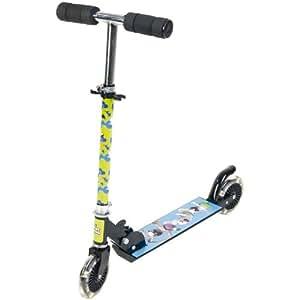 Partner Jouet - A1103770 - Vélo et Véhicule pour Enfant - Trottinette Lapins Crêt - 125 mm