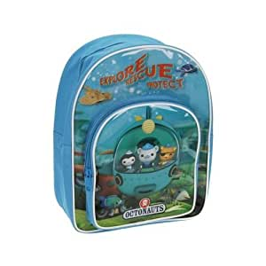 Trade Mark Collections Octonauts Backpack with Front Pocket