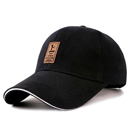Gorra de béisbol ajustable de algodón de estilo vintage unisex para  Deportes al aire libre ( 5baac9dacbc