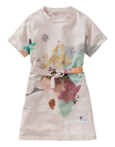 oilily-robe-fille-beige-8-ans