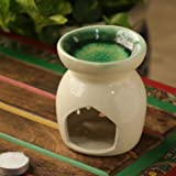#10: THE CHERRY Ceramic Fragnance Oil Aroma Burner Diffuser Candle Diffuser Holder for Home Decor - (3 x 4) 1 Piece