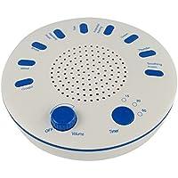 iBaste Noise Machine Rauschen Maschine Musikspieler SoundSpa tragbare Maschine preisvergleich bei billige-tabletten.eu