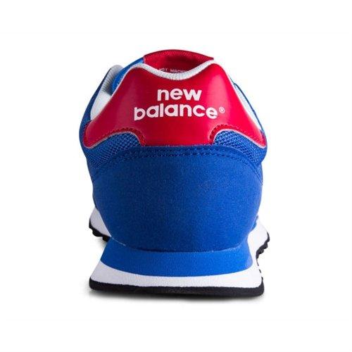 New Balance GM500SMN Calzatura, Uomo Blu / Rosso / Bianco