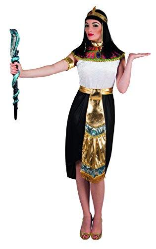 Boland 83803 Karnevalskostüm, schwarz, (Nefertari Kostüme)