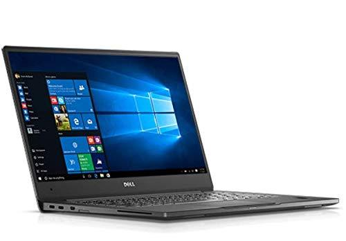Dell Latitude 7370 Laptop (Windows 10 Pro, 12GB RAM, 512GB HDD) Black Price in India
