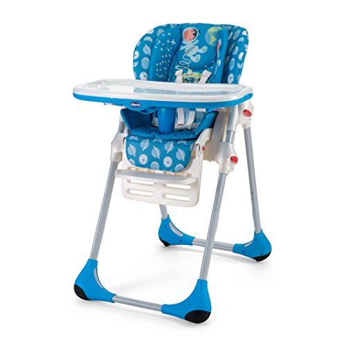 Chicco Hochstulhl Polly, 2-in-1, Moon