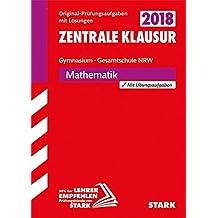 Zentrale Klausur Gymnasium NRW - Mathematik