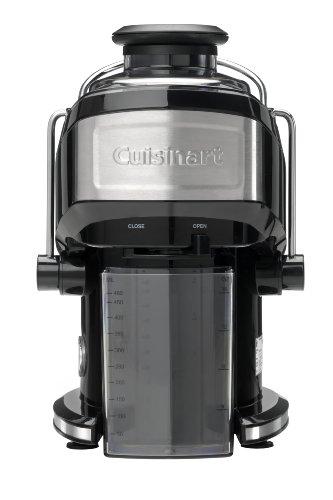 Cuisinart Compact Power Juicer, Nero