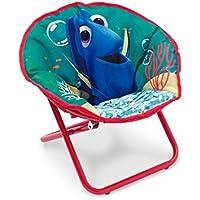 Preisvergleich für familie24 Kindersessel Findet Dory gepolstert Klappsessel Stuhl Hocker Sofa Kindersessel Dorie Nemo Sessel Disney