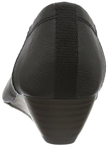 s.Oliver Damen 22300 Pumps Schwarz (BLACK 1)