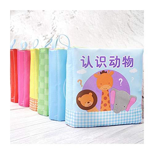 LF Stéréo de Livre en Tissu pour bébé déchirant de Mauvais Jouets éducatifs l'éducation précoce Peut Mordre Les Livres par  HongTeng