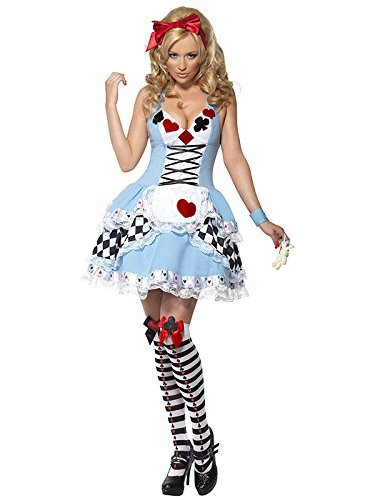 Anta also Alice Cosplay Costume Disney wind in Wonderland from today (japan ()