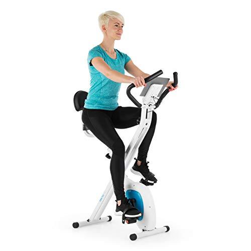 X-Bike XBK700 Pro - Vélo d'appartement, Ordinateur d'entraînement, Cardiofréquencemètre,...