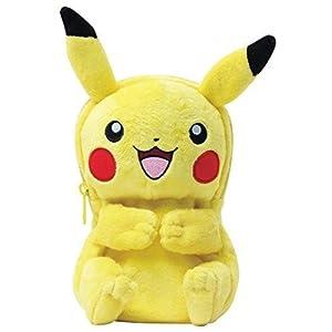 HORI 3DS XL Pikachu Plüschtasche