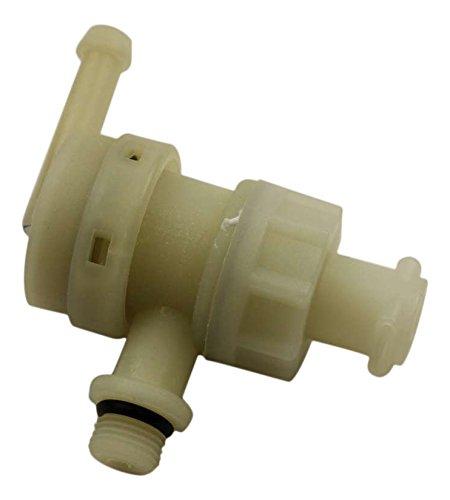 Delonghi Anti-Tropf-Ventil für Kaffeemaschine EC190 EC200 EC220 ECO310 EC155 ECI341 - Anti-tropf-ventil