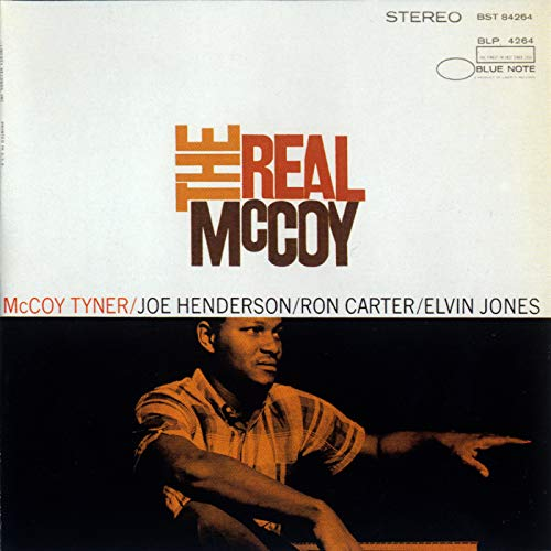 The Real McCoy (Remastered / Rudy Van Gelder Edition) - Geld Real