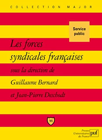 Bd Alchimie - Les forces syndicales