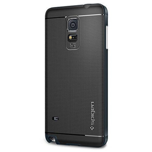 coque-note-4-spigenr-coque-de-protection-boutons-metallisees-coque-galaxy-note-4-nouvelle-neo-hybrid